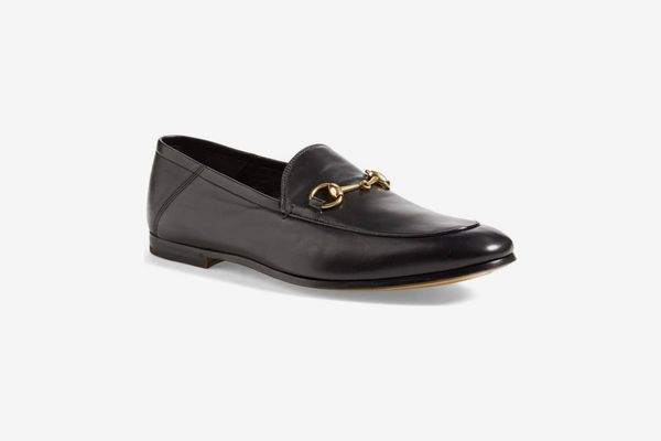 Gucci Brixton Leather Loafer