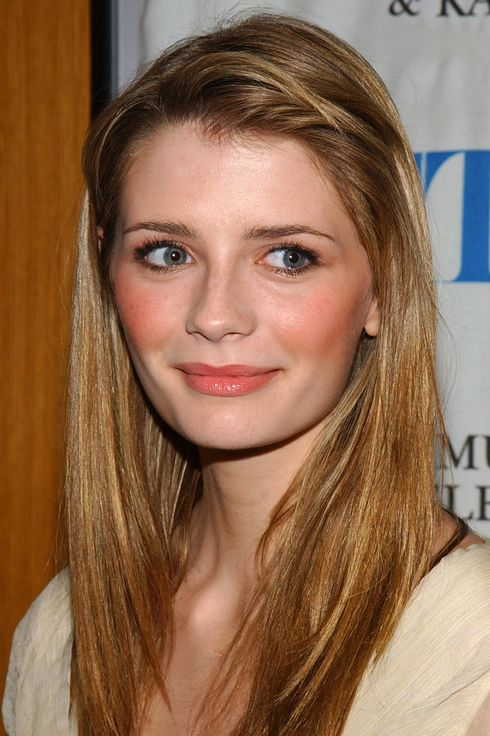 "Mischa Barton during ""The O.C."" at The 21st Annual William S.Paley Television Festival at Directors Guild of America in Los Angeles, California, United States. (Photo by Jean-Paul Aussenard/WireImage)"