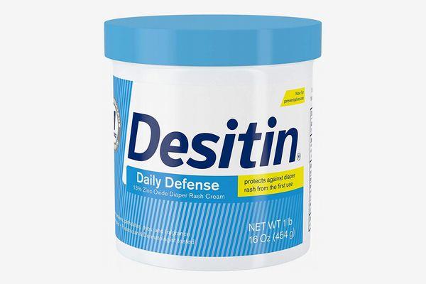 DESITIN Daily Defense Diaper Rash Cream, 16 oz