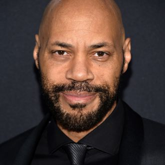 Screenwriter and executive producer John Ridley arrives at the