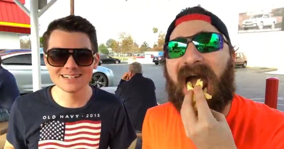 Baked Alaska Rants In In N Out About Twitter Ban