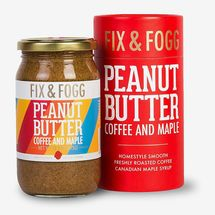 Fix & Fogg Gourmet Coffee and Maple Peanut Butter