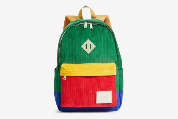 Herschel Supply Co. Classic XL Backpack, Red/Green/Yellow/Gold