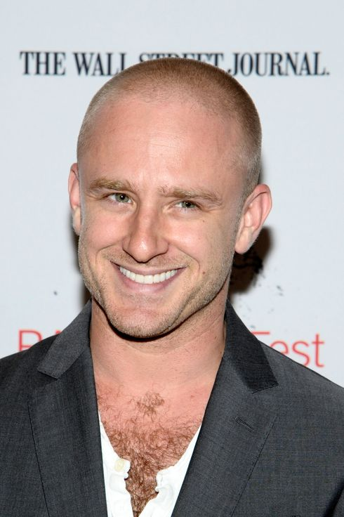 "Actor Ben Foster attends BAMcinemaFest 2013 and The Cinema Society host the Opening Night premiere of ""Ain't Them Bodies Saints"" at BAM Harvey Theater on June 19, 2013 in New York City."