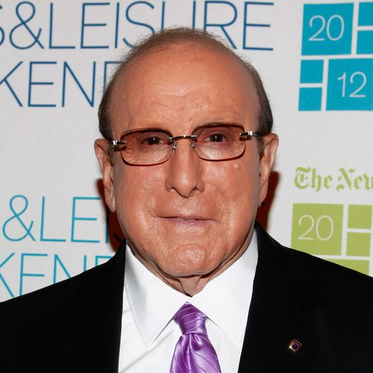 NEW YORK, NY - JANUARY 08:  Clive Davis attends  the New York Times TimesTalk during the 2012 NY Times Arts & Leisure weekend at The Times Center on January 8, 2012 in New York City.  (Photo by Cindy Ord/Getty Images)