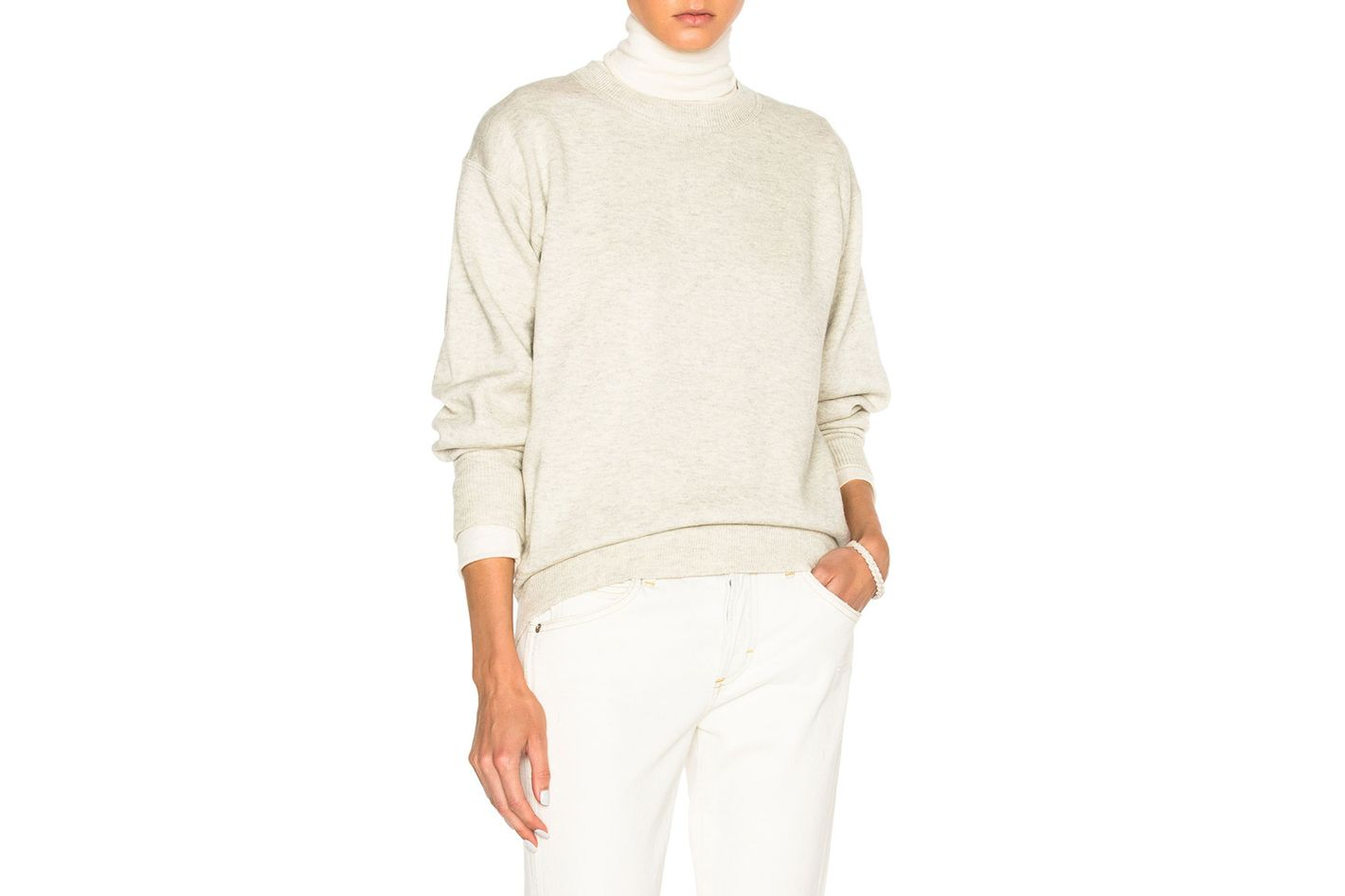 Isabel Marant Etoile Benton Double Regular Sweater