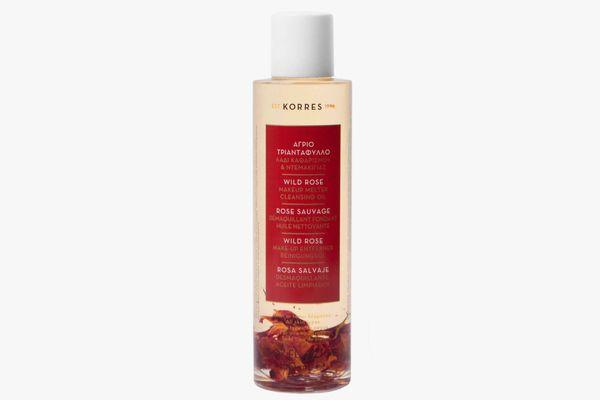 Korres Wild Rose Makeup Melter Cleansing Oil