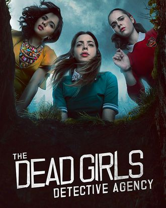The Dead Girls Detective Agency is one of many upcoming Snap Originals.