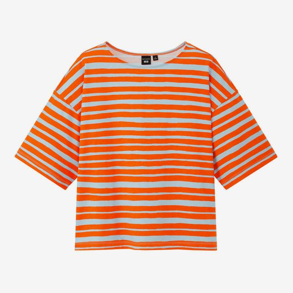 Uniqlo x Marimekko Women's Short-Sleeve T-Shirt
