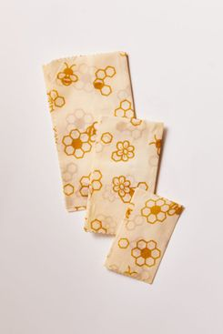Beeswax Reusable Food Wrap Set