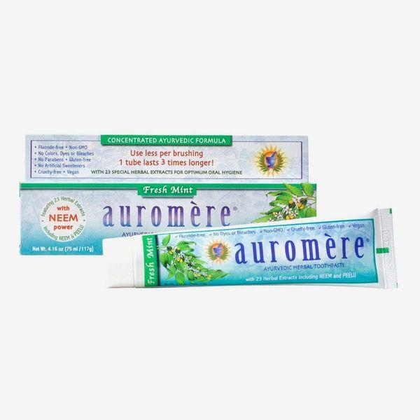 Auromere Ayurvedic Herbal Toothpaste