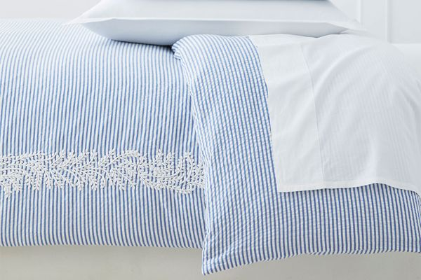Serena & Lily Westport Duvet Cover, Full/Queen