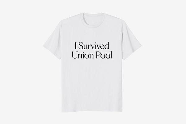 I Survived Union Pool Tee