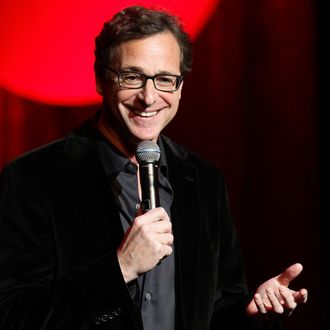 Bob Saget performs at the KROQ Presents Kevin & Bean's 2012