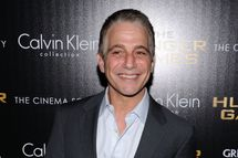 "NEW YORK, NY - MARCH 20:  Actor Tony Danza attends the Cinema Society & Calvin Klein Collection screening of ""The Hunger Games"" at SVA Theatre on March 20, 2012 in New York City.  (Photo by Dimitrios Kambouris/Getty Images)"