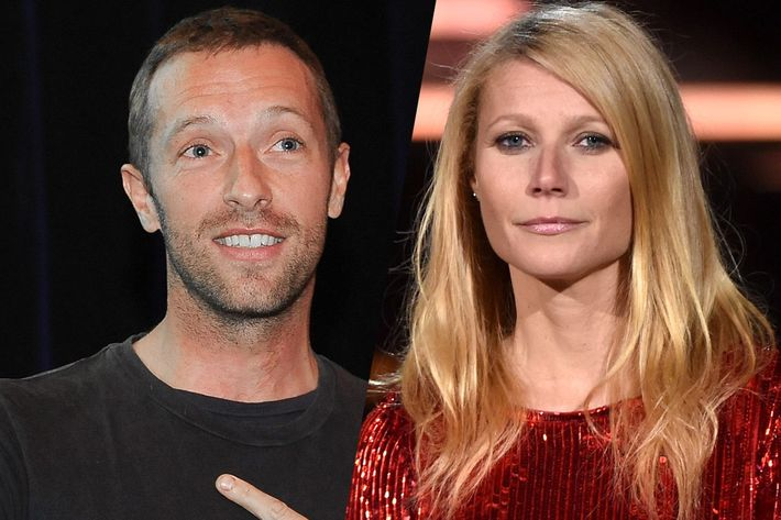 Gwyneth Paltrow, Chris Martin: a couple of people.