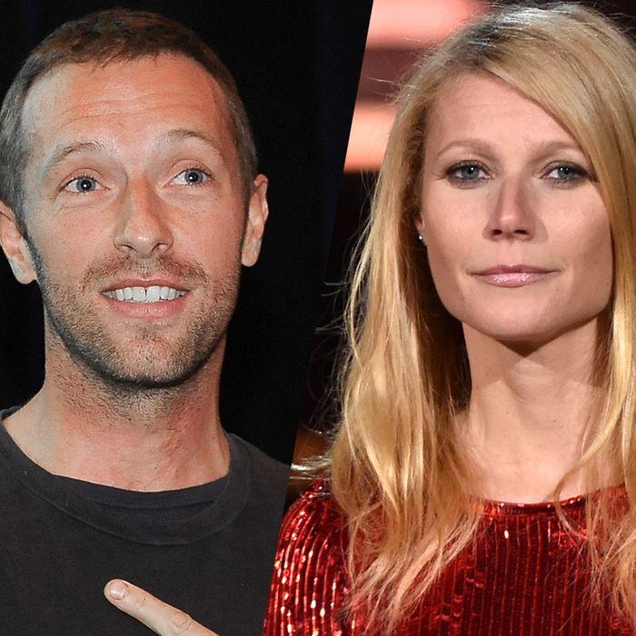 Gwyneth Paltrow, Chris Martin: a couple of people.