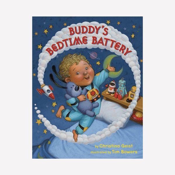 Buddy's Bedtime Battery book