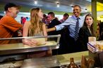 Obama Cut the Line at America's Most Famous Barbecue Joint