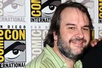 "SAN DIEGO, CA - JULY 22:  Director/producer Peter Jackson, director/producer Steven Spielberg and actor Andy Serkis attend ""The Adventures of Tintin"" during Comic-Con 2011 at San Diego Convention Center on July 22, 2011 in San Diego, California.  (Photo by Michael Buckner/Getty Images)"