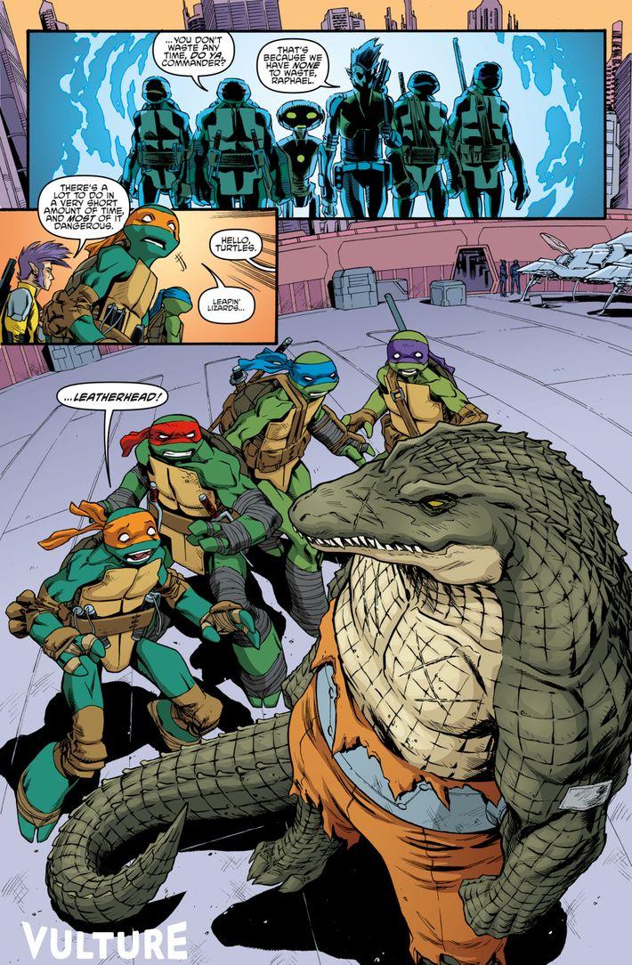 Serien Stream Teenage Mutant Ninja Turtles