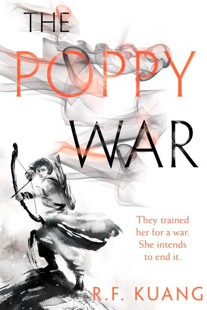 6. <em>The Poppy War</em>, by R.F. Kuang