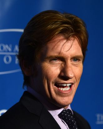 Actor Denis Leary arrives at The Academy Of Television Arts & Sciences' 5th Annual Television Honors at Beverly Hills Hotel on May 2, 2012 in Beverly Hills, California.