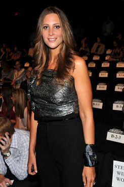 Lincoln Center fashion director Stephanie Winston Wolkoff attends the Project Runway Spring 2012 fashion show during Mercedes-Benz Fashion Week at The Theater at Lincoln Center on September 9, 2011 in New York City.NEW YORK, NY - SEPTEMBER 09:  Lincoln Center fashion director Stephanie Winston Wolkoff attends the Project Runway Spring 2012 fashion show during Mercedes-Benz Fashion Week at The Theater at Lincoln Center on September 9, 2011 in New York City.  (Photo by Stephen Lovekin/Getty Images for Mercedes-Benz Fashion Week)