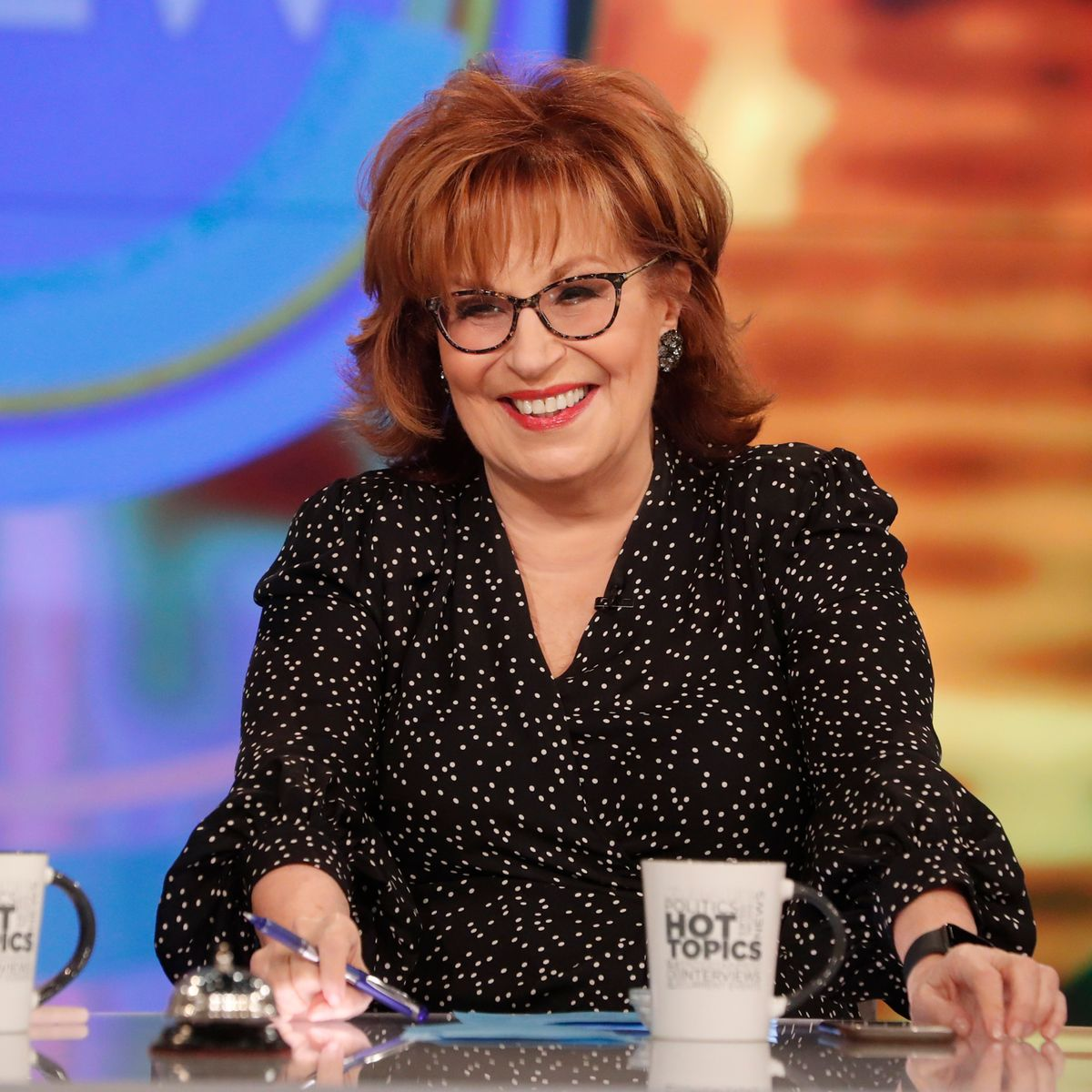Joy Behar Taking Time Off The View Amid Coronavirus Concerns