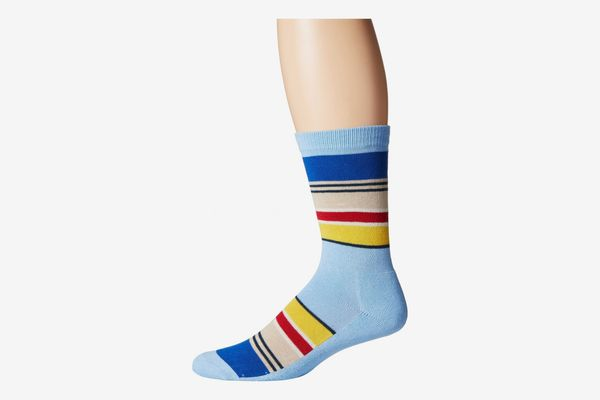 Pendleton National Park Crew Socks - Yosemite Stripe