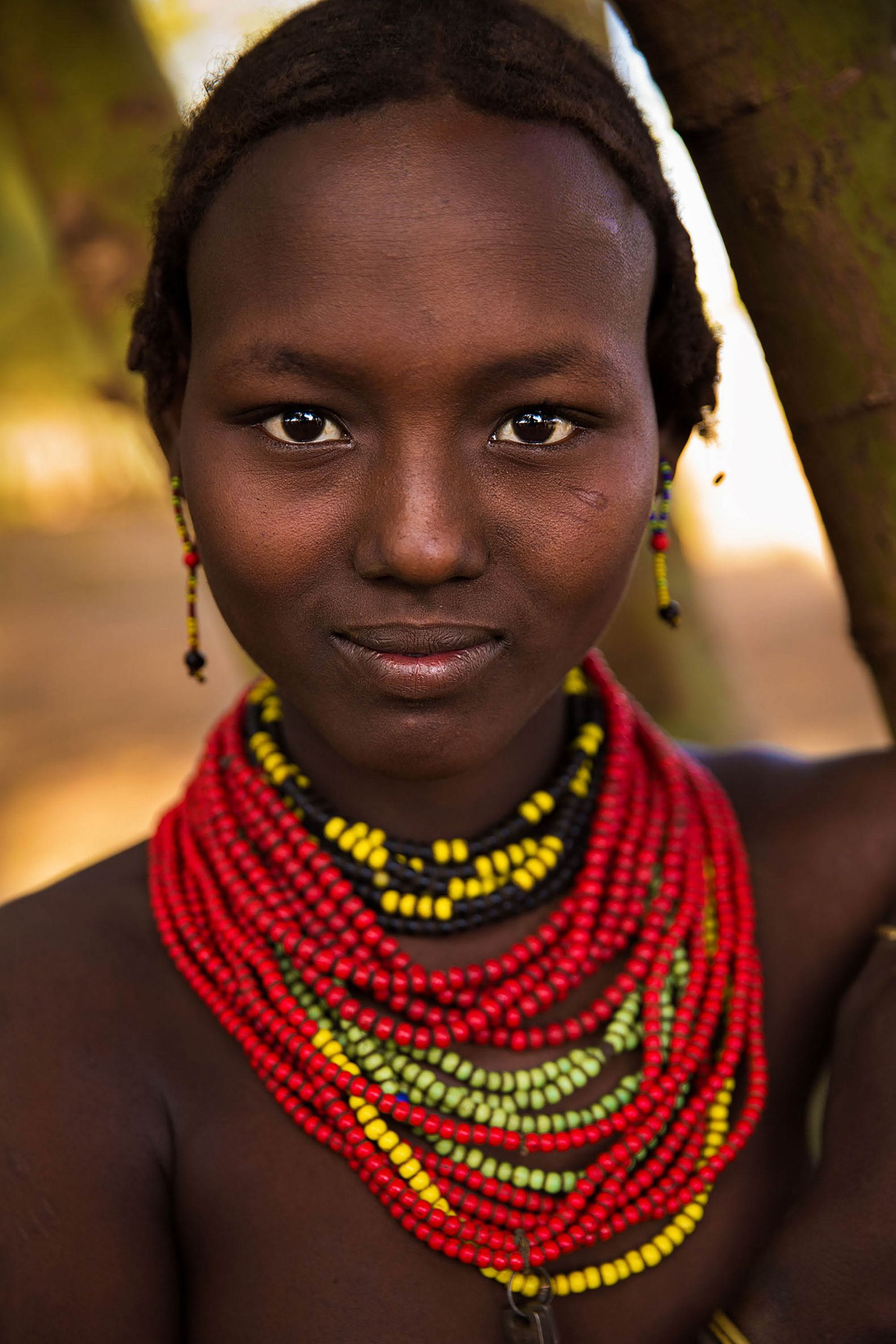 Name not provided. Omo Valley, Ethiopia.