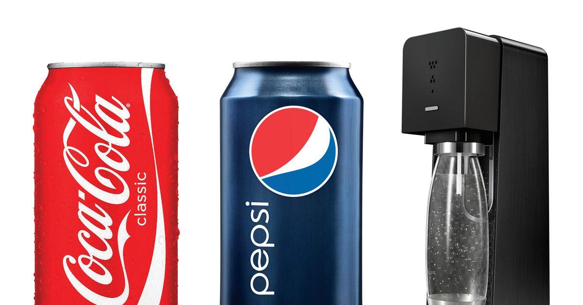 PepsiCo Denies $2 Billion Offer to Buy SodaStream