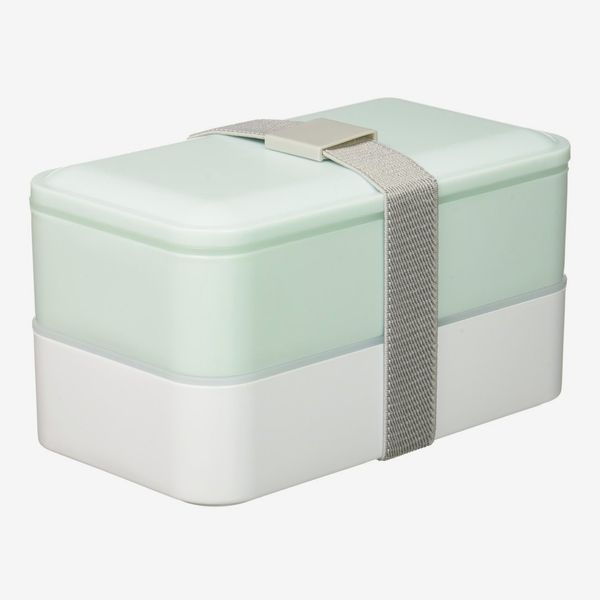 PuTwo Lunch Box 2 Tiers Bento Box