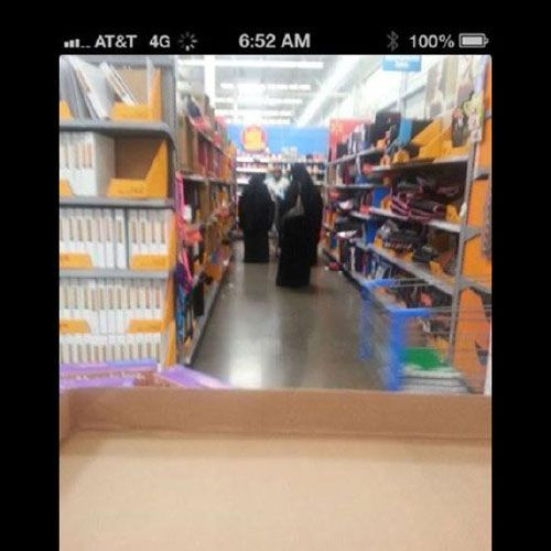 Walmart Manager Fired for Anti-Muslim Facebook Post Still Posting