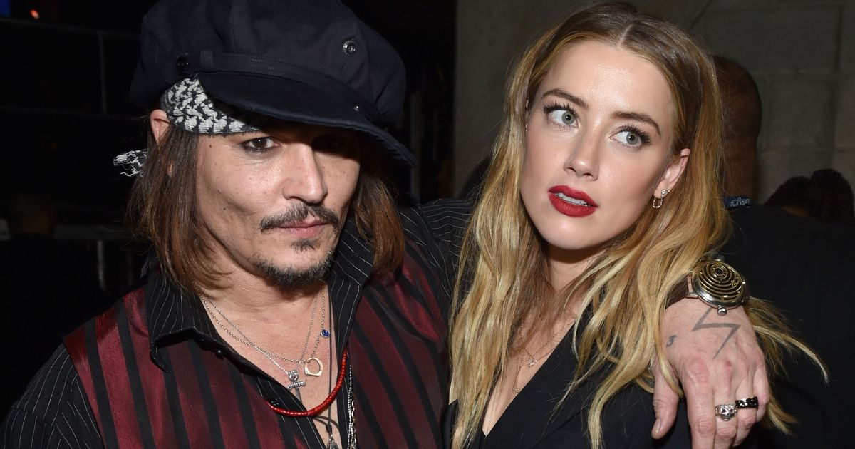 Amber Heard Claims Johnny Depp Was Verbally And Physically Abusive