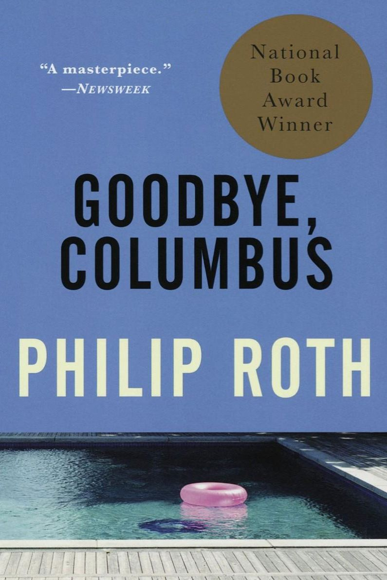 Goodbye, Columbus, Houghton Mifflin, (1959)