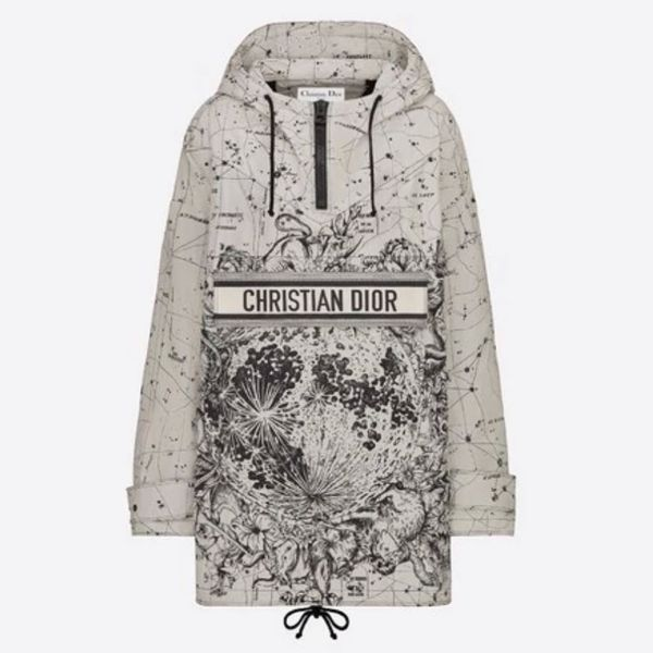 Dior Hooded Anorak