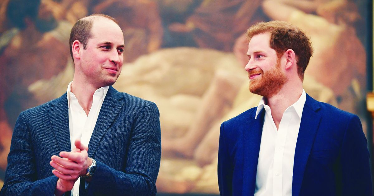 Prince Harry Addresses Rumored Rift With Prince William