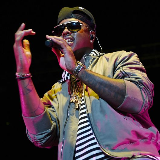 JEREMIH comes out for Homecoming at the CONSTANT CENTER at OLD DOMINION UNIVERSITY in NORFOLK, VIRGINIA on 16 OCTOBER 2015.