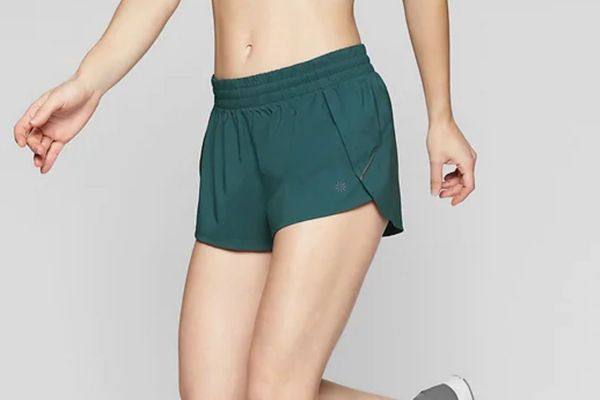 Athleta Racer Run Shortie