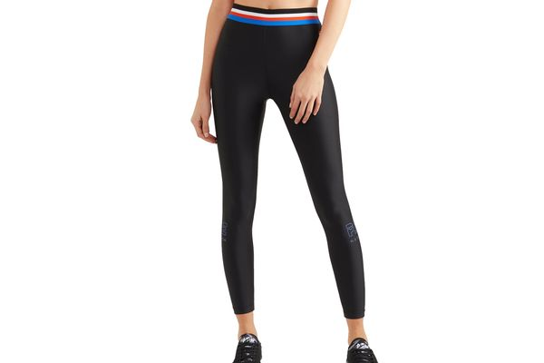 P.E Nation Hell Fire Printed Stretch Leggings