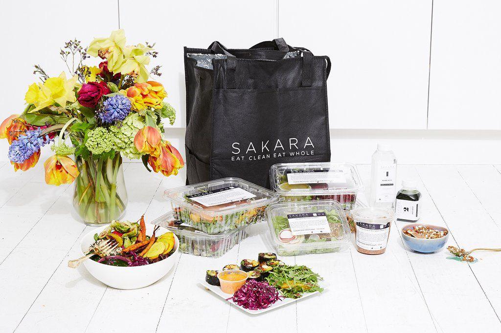 Sakara Meal Program