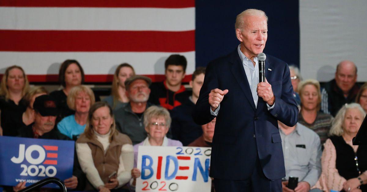 Will Old Folks Stick With Joe Biden?