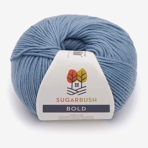 Sugar Bush Yarns Bold Knitting, Worsted Weight
