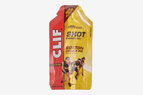 Clif Shot Energy Gel Boston Cream Pie