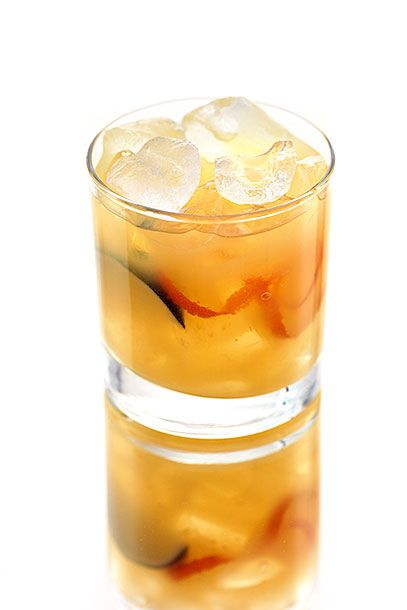 "<b>Jordan's Nightcap</b>  <i><a href=""http://theosfayetteville.com/"">Theo's</a>, Fayetteville</i>  Steep a few stalks of lemongrass in simple syrup while you make it for this gentle nightender's secret ingredient: In a shaker, combine 1 1/4 ounces añejo tequila (Theo's uses <a href=""http://www.chinacotequila.com/"">Chinaco</a>), 3/4 ounce <a href=""http://www.montenegro.it/eng/le_origini.htm"">Amaro Montenegro</a>, 1 ounce each lime juice and fresh orange juice, 2 dashes orange bitters, and lemongrass-infused simple syrup to taste. Shake with ice and strain into a chilled rocks glass filled with fresh ice. Top with soda water and garnish with an orange twist and a lime wedge."