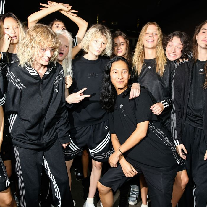 2720d5ac928 Alexander Wang Announces Adidas Collab Because Athleisure Will Never Die
