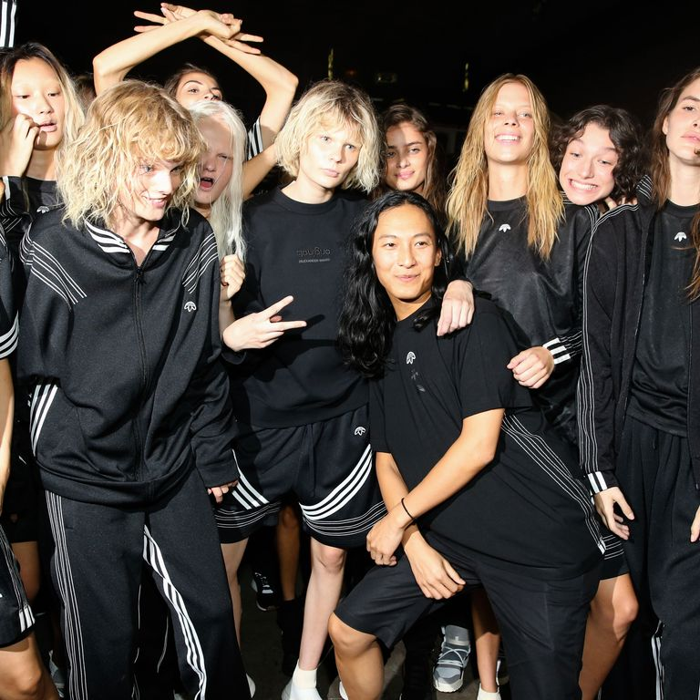 a24bcdcf88c Alexander Wang Announces Adidas Collab Because Athleisure Will Never  DieRun-DMC s Adidas have nothing on this.