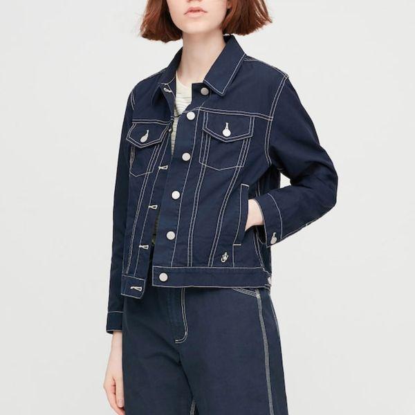 JW Anderson x Uniqlo Women's Trucker Jacket
