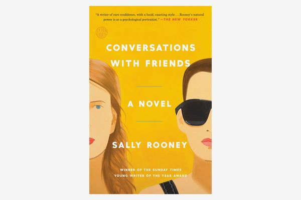 """""""Conversations With Friends"""" by Sally Rooney"""